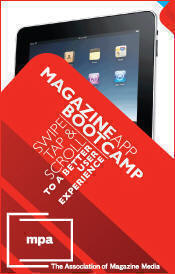 MPA magazine app boot camp