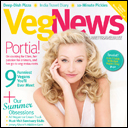 VegNews Cover