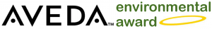 Aveda Environmental Award logo